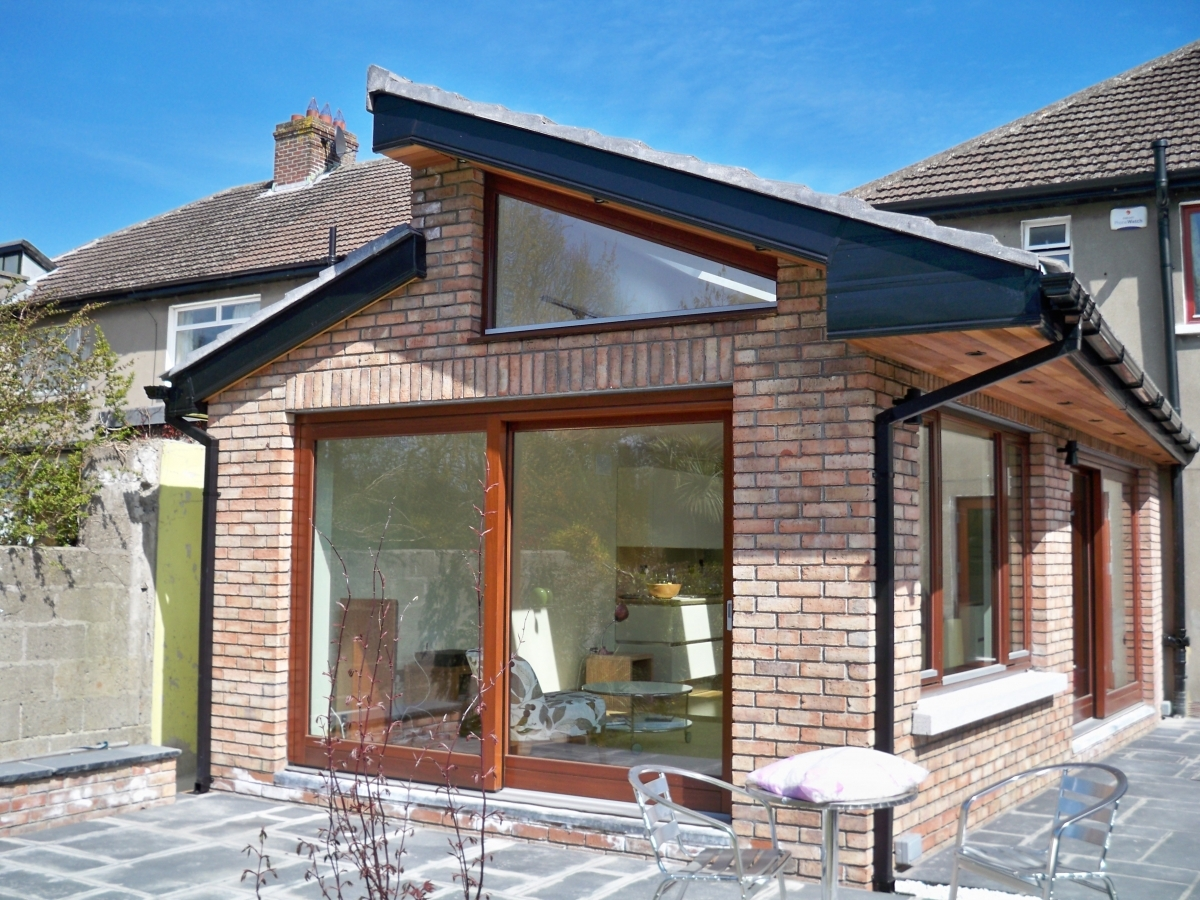 Extension construction builders house extensions dublin for House building contractors